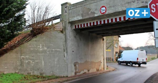 Wegen Brückenarbeiten auf Usedom: Kreisstraße bei Benz sechs Wochen gesperrt