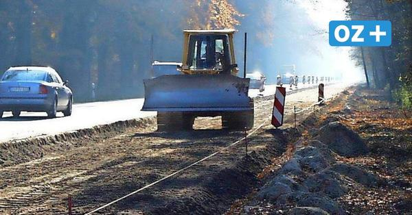 Bauarbeiten auf Usedom: Umfangreiche Radweg-Reparaturen ab September geplant