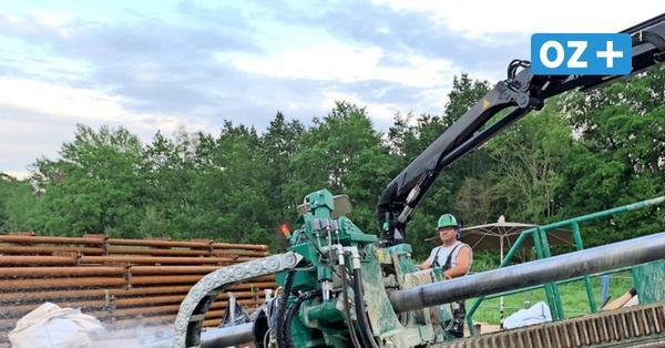 Schnelles Internet für Usedom: Glasfaserkabel wird unter dem Peenestrom verlegt