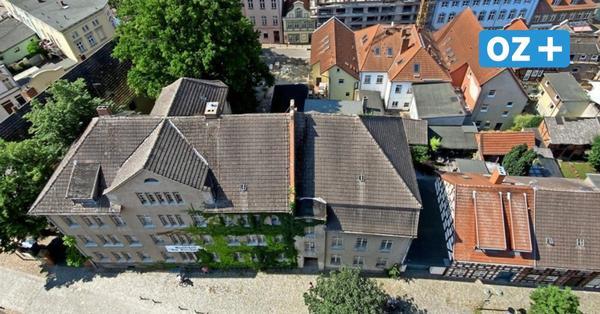 Wolgast: Stadt bemüht sich erneut um Förderung für Schulhaus am Kirchplatz