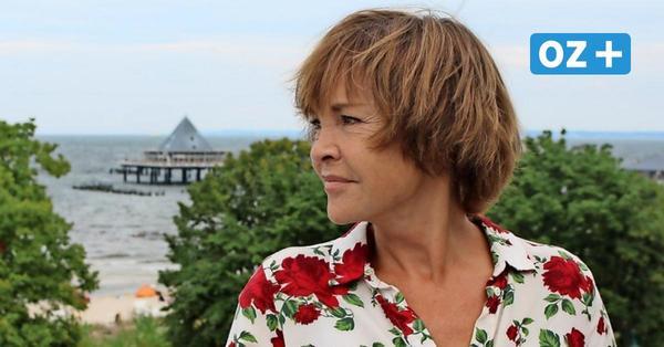 Usedom Krimi: So erlebte Katrin Sass die Premiere am Strand