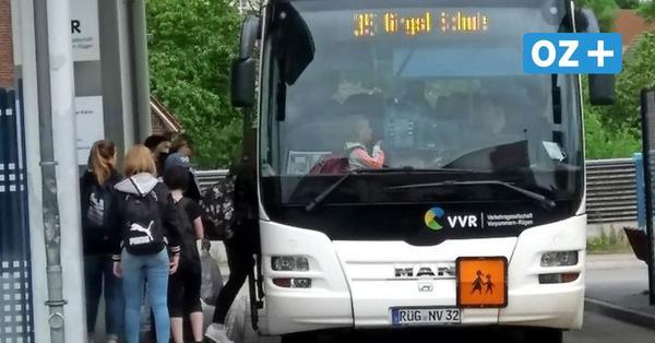 Busfahrer auf Rügen beklagt: Fahrzeuge der VVR fallen fast auseinander