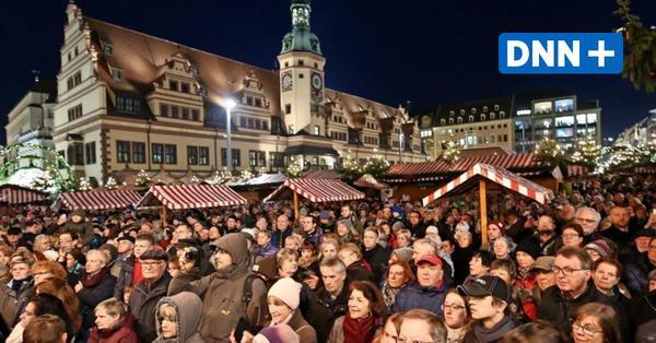 Sachsen will an Weihnachtsmärkten festhalten