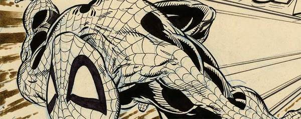 Todd McFarlane - Spider-Man Original Comic Art