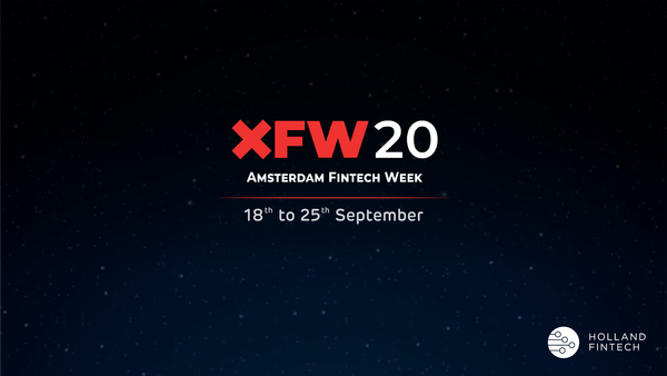 Amsterdam Fintech Week - 18th to 25th of September