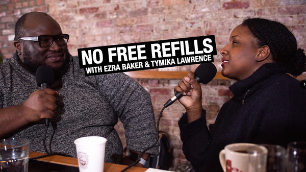 No Free Refills Podcast: Black Is King