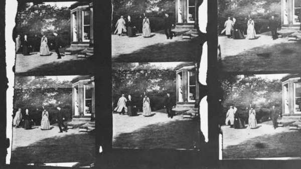 The World's Oldest Film Has Been Revamped By Artificial Intelligence