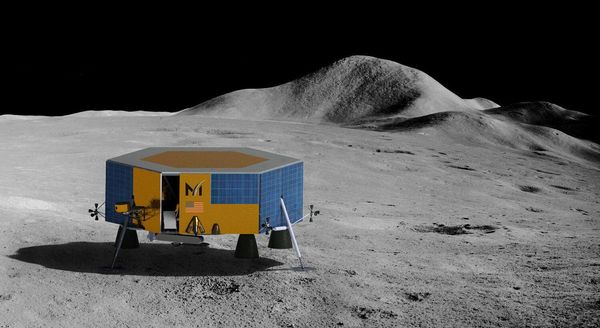 A New Moon Race Features Companies Vying For The First Private Landing