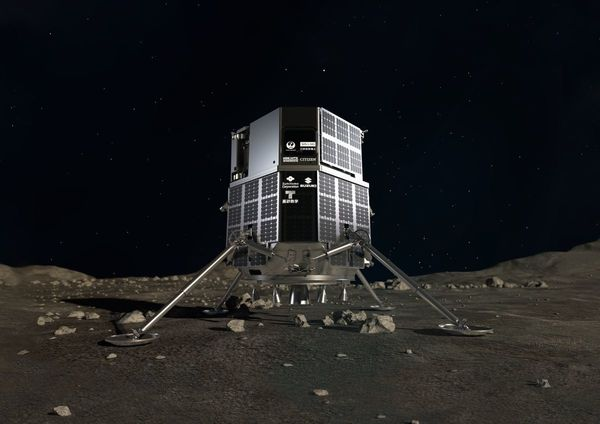 Japanese startup ispace raises $28 million in new funding for private moon landings