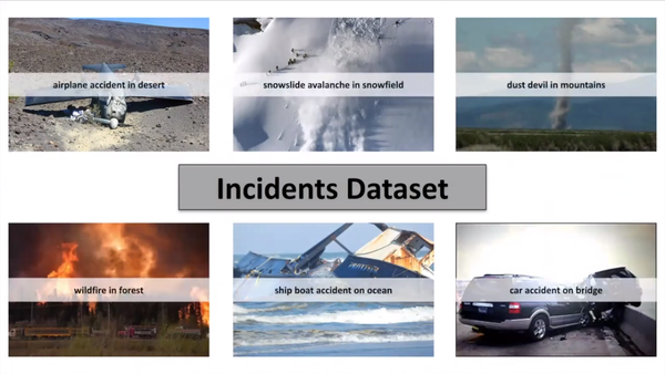 Researchers built a data set for training AI to detect natural disasters from social media images