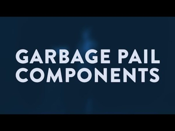 """Garbage Pail Components"" by Marcy Sutton"