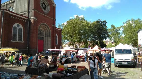 L'immense marché de Wazemmes - De markt van Wazemmes