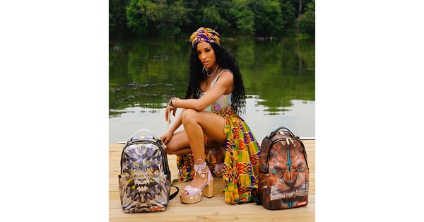 Sprayground Commits To Empowering Black Female Creators With African Intelligence Collection