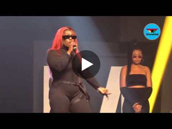 2020 VGMAs: Eno barony steals the show with electrifying performance