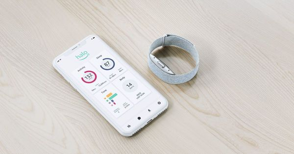 Amazon Halo: a fitness band and app that scans your body, listens to your voice