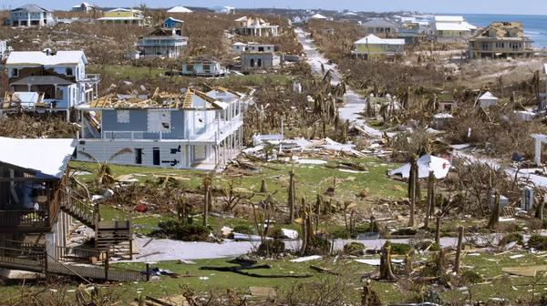 Hurrikane Laura: Drohnenaufnahmen zeigen Ausmaß der Zerstörung