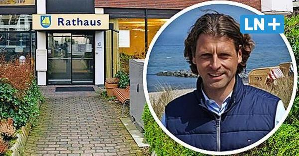 Abwahl-Kampf in Timmendorfer Strand: Robert Wagner im Zwangsurlaub