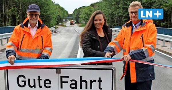 Weniger Stau in Timmendorfer Strand: B-76-Brücke ist wieder frei