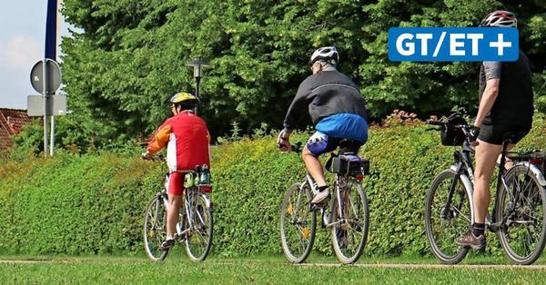 Mit dem Fahrrad unterwegs – ohne Rückenschmerzen und taube Finger