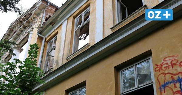 Stahlbad-Ruine in Bad Doberan: Was läuft da mit den Steigenberger-Hotels?