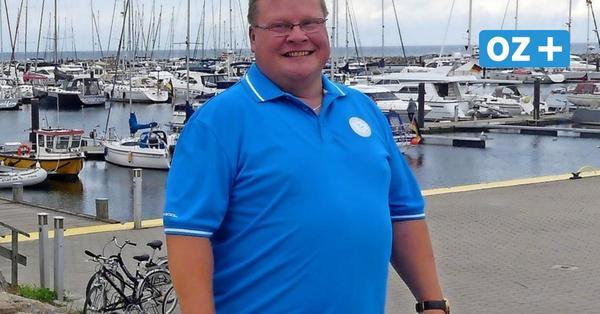 Yachthafen Kühlungsborn: Jens Buchwald sollte jeder Segler kennen