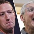 "Zuckerberg Denounces Apple's Monopolistic ""Stranglehold"" On Your iPhone"