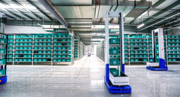 Source Code leads Series B Round in Chinese warehouse automation solution provider Hai Robotics