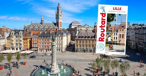 Lille, métropole culture et design avec le Routard - Voortaan ook een Routard voor regio Rijsel