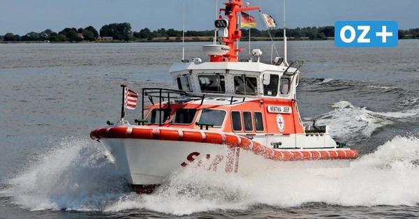 Blackout an Bord: Vermisster Segler trieb hilflos zwischen Stralsund und Hiddensee