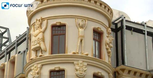 L'ouverture du Plopsa Hôtel est prévu pendant les vacances de Noël - Opening Plopsahotel gepland voor kerstvakantie