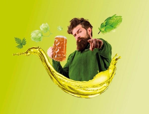 Une version alternative de la fête de la bière et du houblon est maintenue - Dan toch Hoppefeesten, maar een lightversie