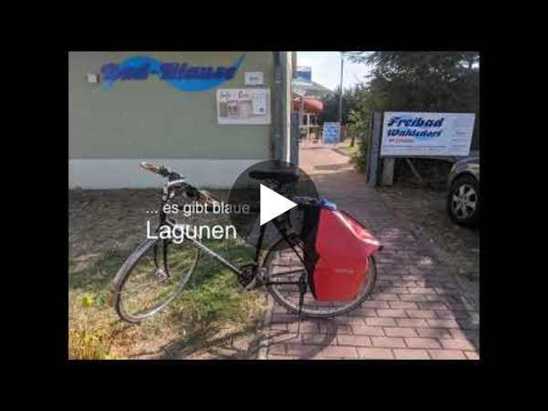 MAZ-Radtour von Luckenwalde nach Jüterbog