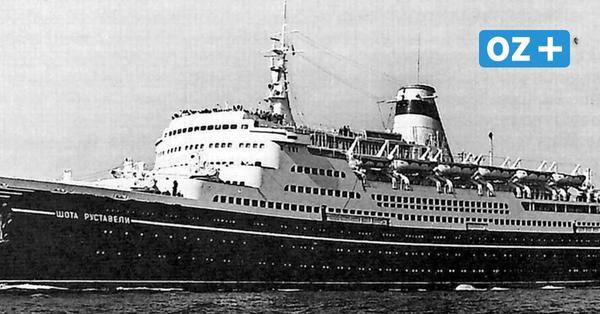 Das Wunder von Wismar: Als die Werft das erste Kreuzfahrtschiff baute