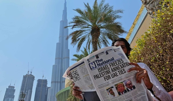 Beyond secret cyber deals, Israel and UAE ties may be a boon for AI