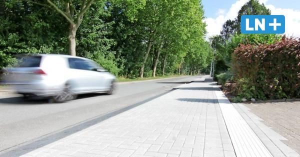 Oldenburg: Neue Gehwege und ein Halteverbot in der Platanenallee