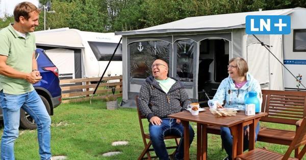Campen in Ostholstein: So wollen Platzbetreiber den späten Start ausgleichen