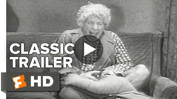 Horse Feathers (1932) - Official Trailer - Marx Brothers Movie HD