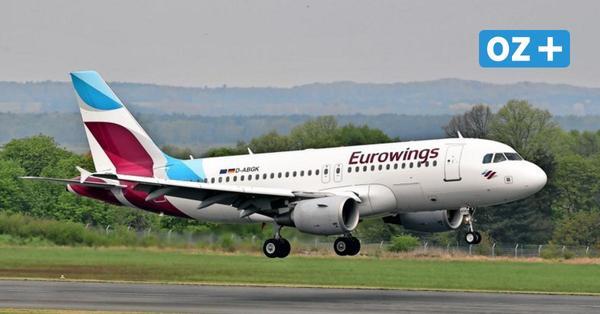 Flughafen Heringsdorf: Eurowings fliegt wieder Usedom an