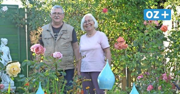 Dassow: Gartenfreunde laden in ihr kleines Paradies ein