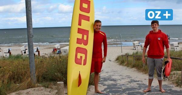 Boltenhagen: Einsatzreiche Saison für Rettungsschwimmer an der Ostsee