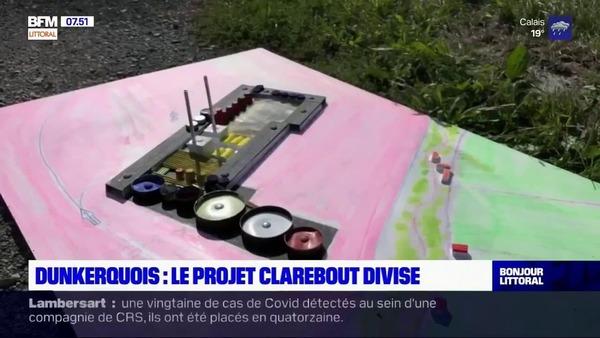Malgré le feu vert des autorités, le projet d'usine Clarebout divise les habitants - Onrust blijft rond  komst van Clarebout
