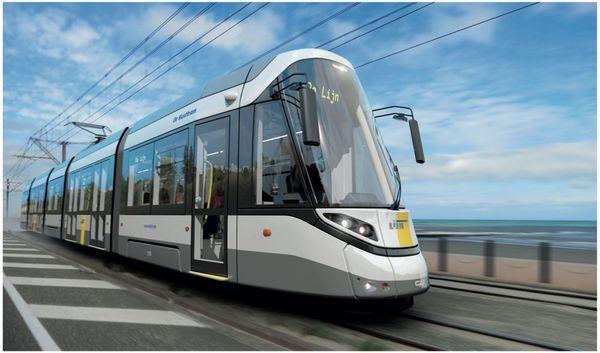 Plus de sécurité grâce à la nouvelle voie de tramway à Oostduinkerke - Meer veiligheid door nieuw tramspoor in Oostduinkerke