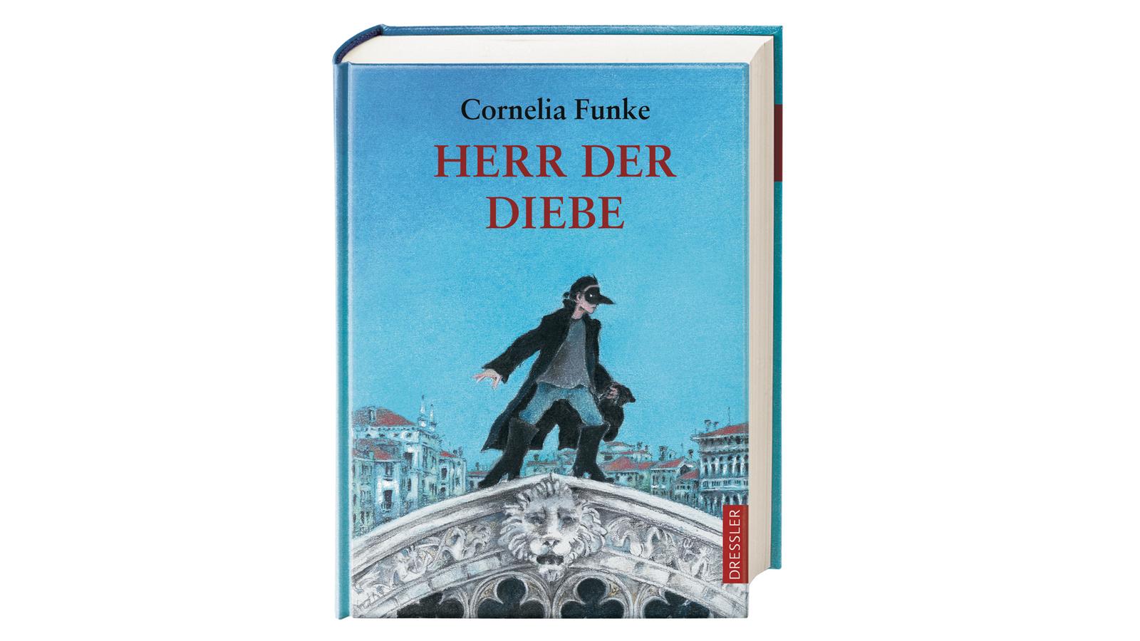 """""""Herr der Diebe"""" aus dem Dressler Verlag"""