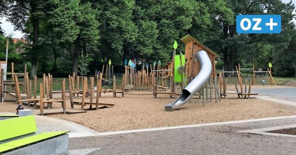 Grevesmühlen: Ärger um fehlende öffentlich Toilette am Spielplatz