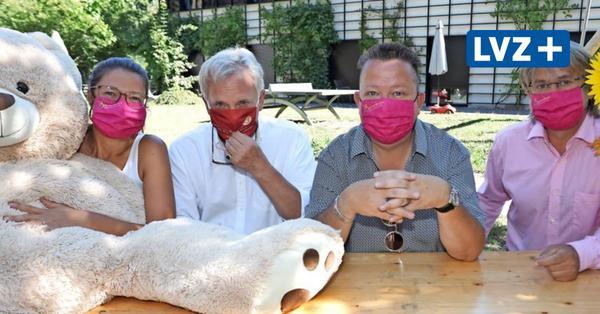 Corona sorgt für dramatische Situation im Leipziger Kinderhospiz Bärenherz