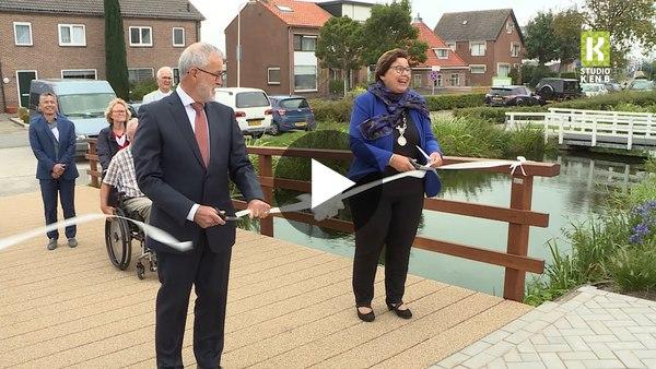 NIEUWE WETERING - Amandihuis officieel geopend (video)