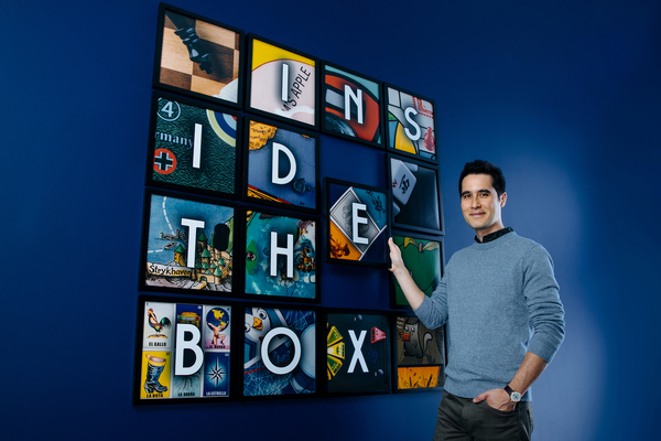 David Kwong's Inside the Box @ Geffen Playhouse