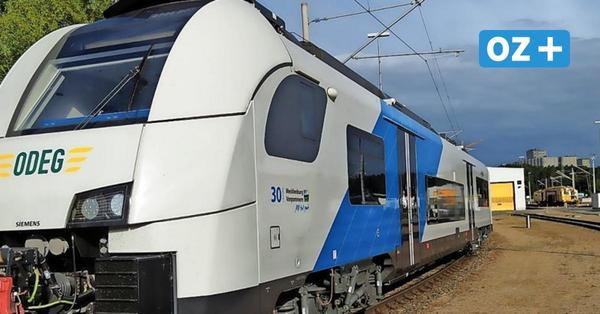 Nach Stralsund, Rügen und Rostock: Diese ODEG-Züge pendeln jetzt an der Ostsee
