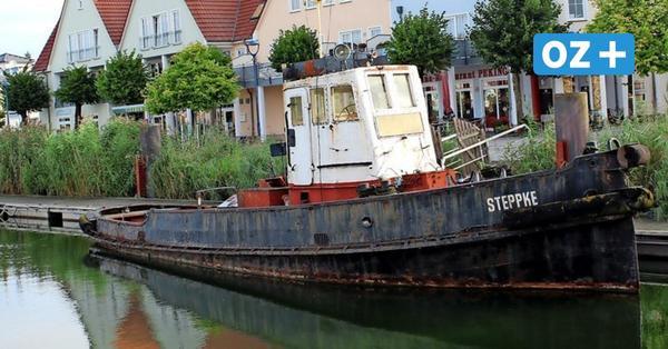 """Aus für Schlepper """"Steppke"""": Warum Wolgast sein letztes Museumsboot verliert"""