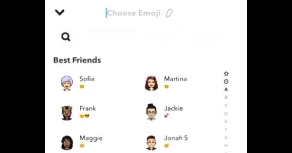 Setting up a Snapchat Shortcut